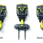 Aisle-master ominaisuuksia ergonomia