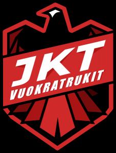 JKT-Vuokratrukit Oy logo